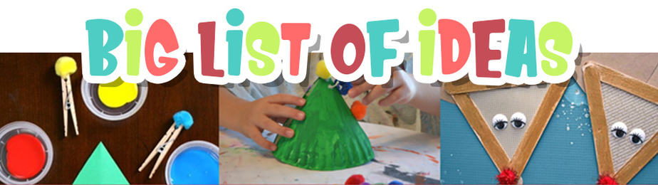 Christmas Crafts For Preschoolers Big_List