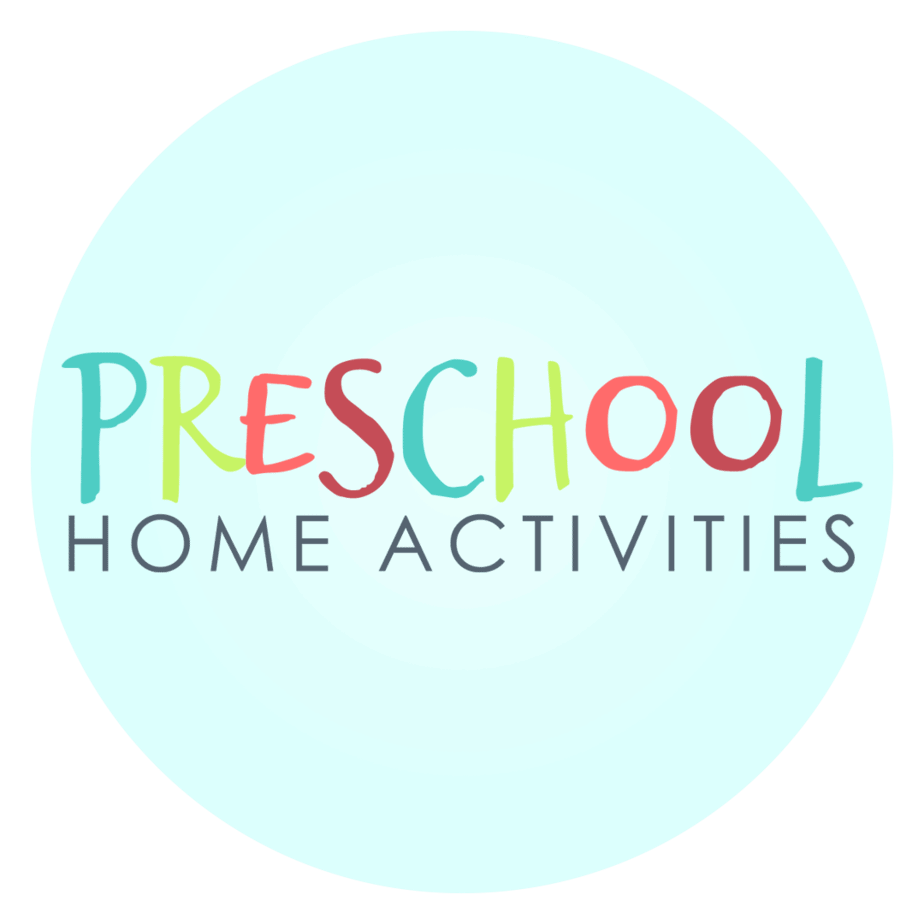 Preschool Home Activities