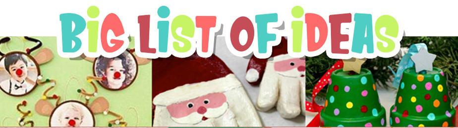 Preschool Christmas Ornament Craft Ideas Big_List